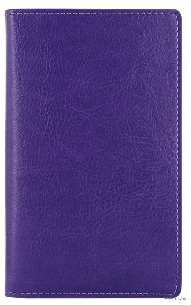 "Записная книжка Filofax ""Flex"" (Slimline, Smooth, purple)"