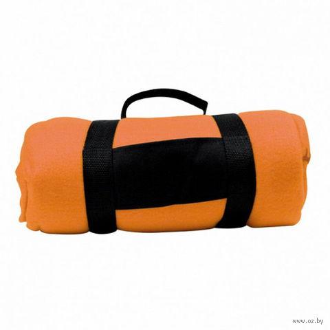 "Плед ""Nashville"" (оранжевый; 180 x 120 см)"