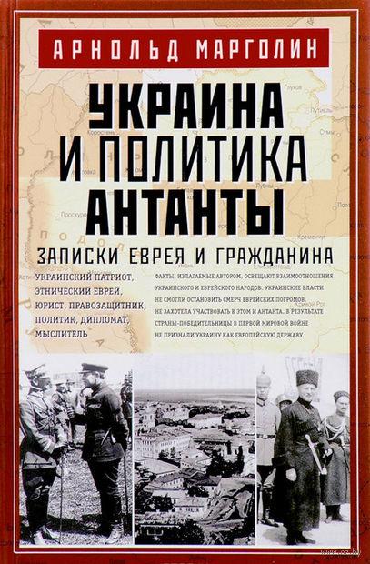 Украина и политика Антанты. Записки еврея и гражданина — фото, картинка
