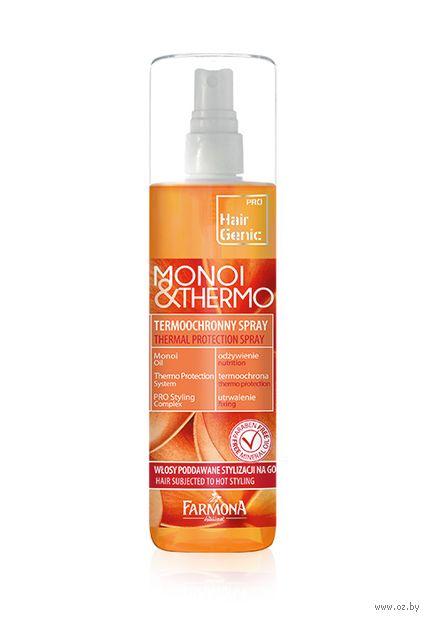 """Спрей для волос """"Monoi and Thermo"""" (200 мл) — фото, картинка"""