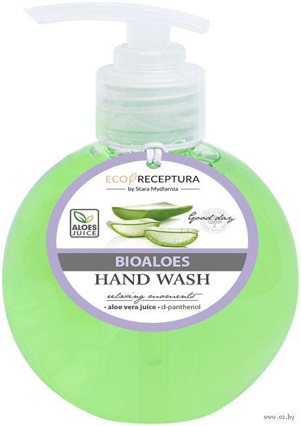 "Жидкое мыло ""Bioaloes"" (300 мл) — фото, картинка"