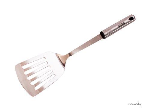 Лопатка кухонная металлическая (335 мм; арт. 260816)