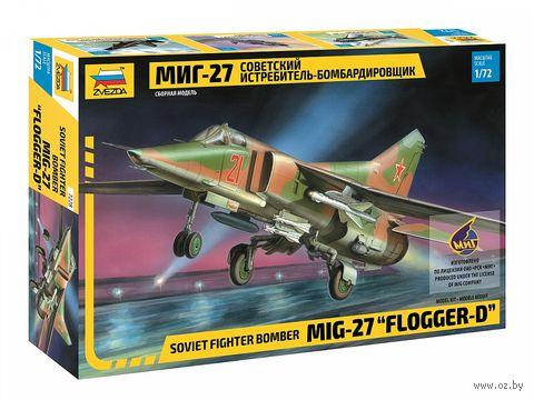 """Сборная модель """"МиГ-27"""" (масштаб: 1/72)"""