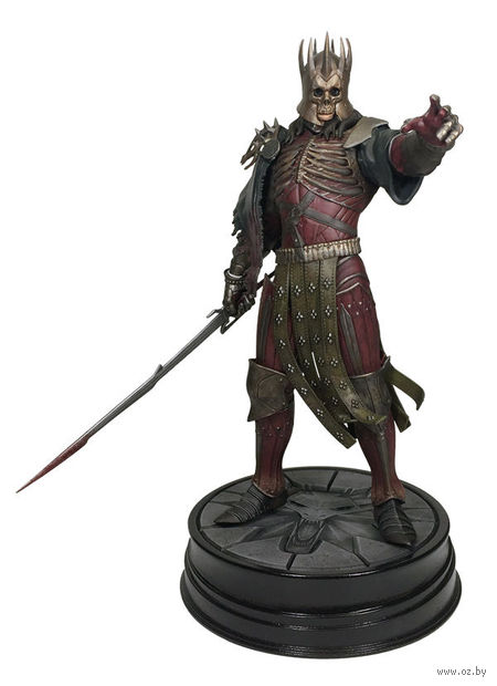 Фигурка Witcher 3: Wild Hunt. King Of The Wild Hunt Eredin (20 см) — фото, картинка