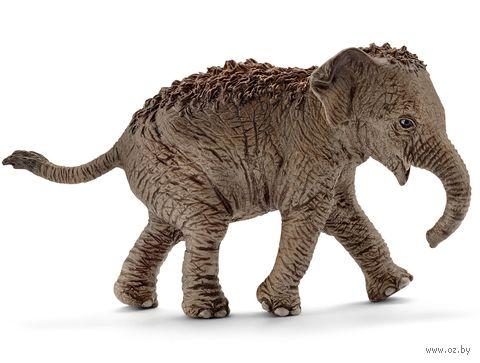 "Фигурка ""Азиатский слон. Детеныш"" — фото, картинка"