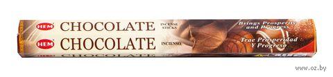 "Благовония ""Шоколад"" — фото, картинка"