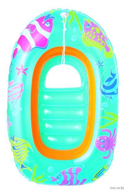 Плот надувной для плавания (112х71 см) — фото, картинка