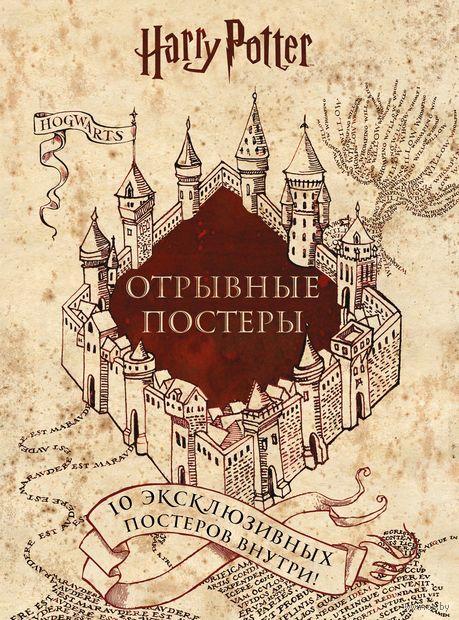 Гарри Поттер. Альбом с отрывными плакатами — фото, картинка