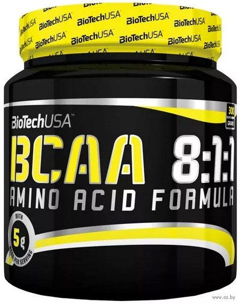 """БЦАА """"BCAA 8:1:1"""" (300 г) — фото, картинка"""