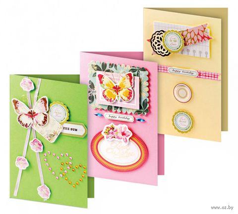 """Набор для изготовления открыток """"Весна"""" (3 шт.) — фото, картинка"""