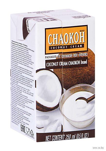 """Сливки кокосовые """"Chaokoh"""" (250 мл) — фото, картинка"""