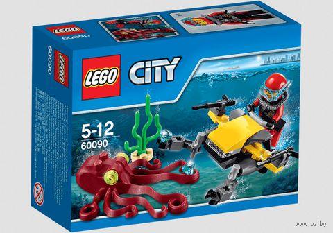 """LEGO City """"Глубоководный скутер"""""""