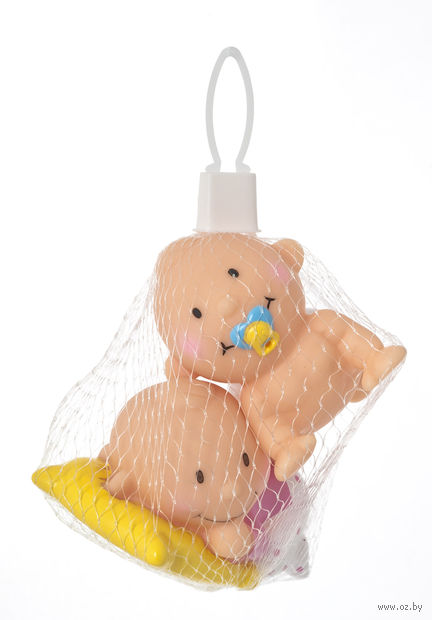 """Набор игрушек для купания """"Баю-Бай"""""""