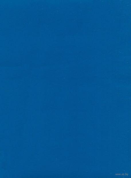 Тетрадь в клетку А4 96 листов (голубая)