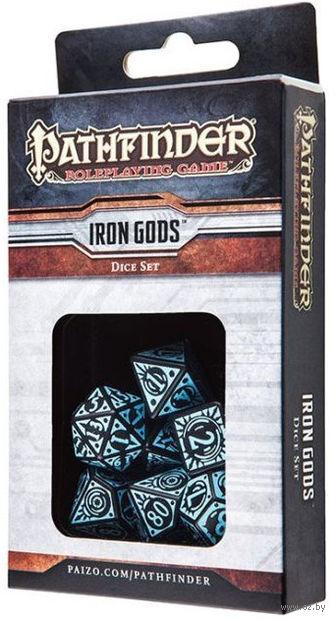 "Набор кубиков ""Pathfinder. Iron Gods"" (7 шт.) — фото, картинка"