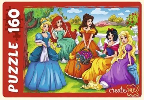 """Пазл """"Пять принцесс"""" (160 элементов) — фото, картинка"""