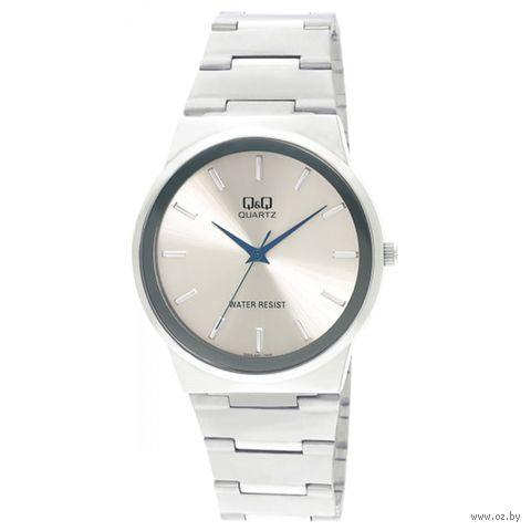 Часы наручные (серебристые; арт. Q398-201) — фото, картинка