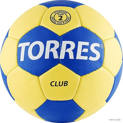 Мяч гандбольный Torres №2 — фото, картинка