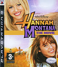 Hannah Montana: The Movie (PS3)