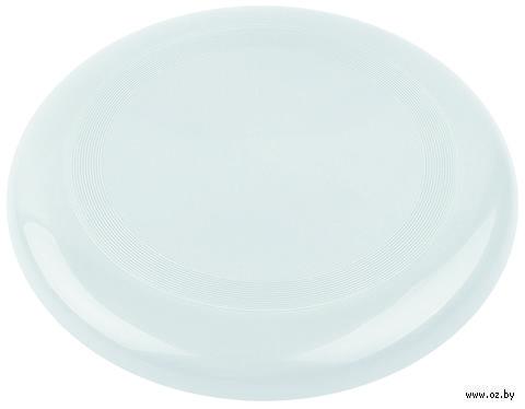"Летающий диск ""Фрисби"" (арт. 549416, белый) — фото, картинка"