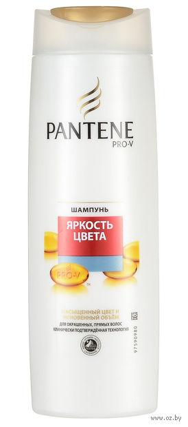 """Шампунь PANTENE PRO-V """"Защита цвета и блеск"""" (400 мл)"""
