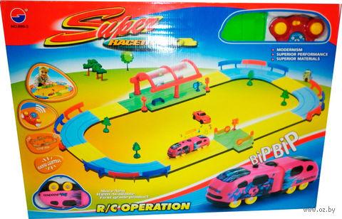 """Железная дорога """"Super Racetrack"""""""