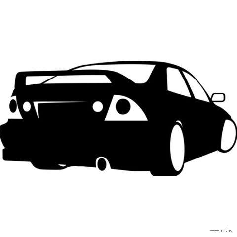 """Наклейка на машину """"Auto"""""""