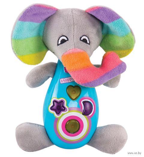 """Музыкальная игрушка """"Слоненок Джамбо"""" (со световыми эффектами) — фото, картинка"""