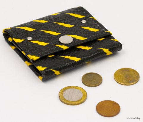 """Монетница прямоугольная """"Молния"""" — фото, картинка"""