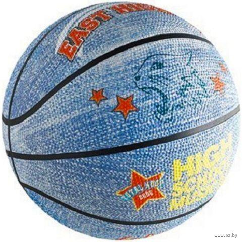"""Мяч баскетбольный """"Звёзды"""" №7 — фото, картинка"""