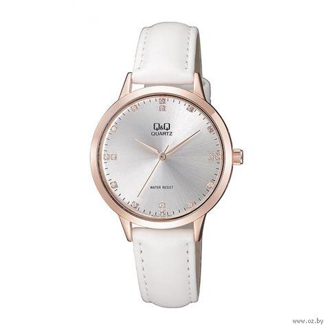 Часы наручные (белые; арт. QA09J101) — фото, картинка