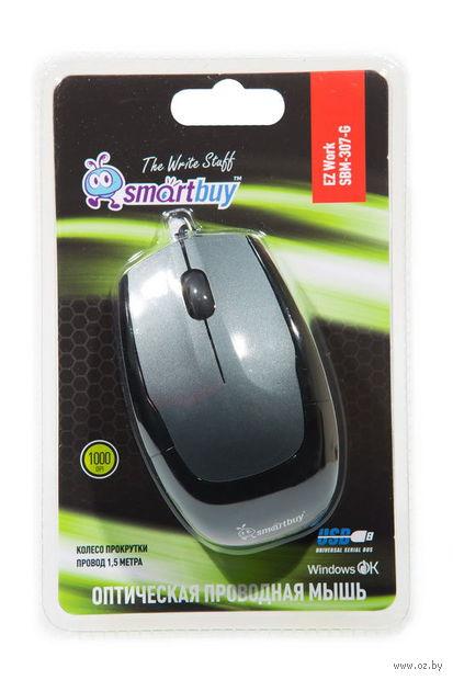 Оптическая мышь SmartBuy 307 (Gray)