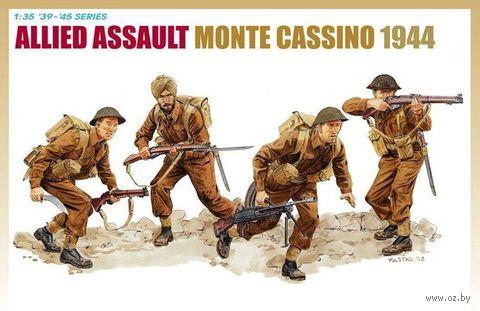 "Набор миниатюр ""Allied Assault Monte Cassino 1944"" (масштаб: 1/35) — фото, картинка"