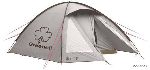 """Палатка """"Керри 4 v.3"""" (коричневая) — фото, картинка"""