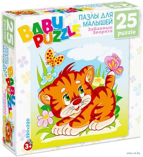 "Пазл ""Baby Puzzle. Тигренок"" (25 элементов) — фото, картинка"