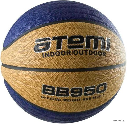Мяч баскетбольный Atemi BB950 №7 — фото, картинка