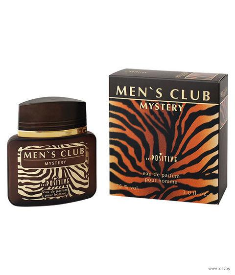 "Парфюмерная вода для мужчин ""Men's Club Mystery"" (90 мл) — фото, картинка"