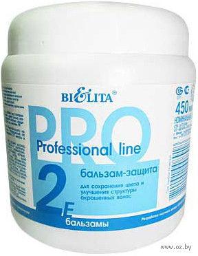 """Бальзам-защита для волос """"Professional line"""" (450 мл) — фото, картинка"""