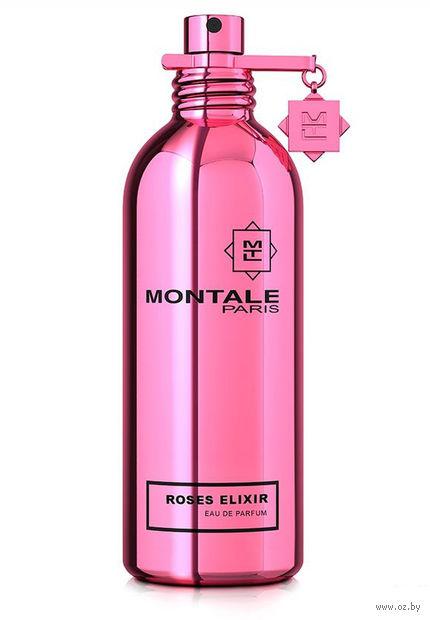 "Парфюмерная вода для женщин Montale ""Rose Elixir"" (50 мл)"