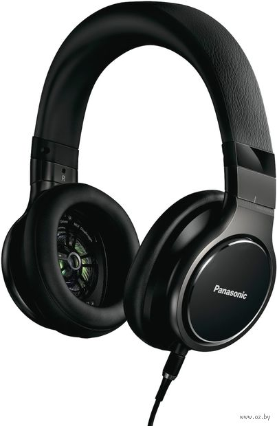 Наушники Panasonic RP-HD10E-K — фото, картинка