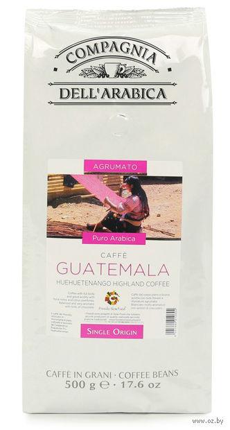 """Кофе зерновой """"Compagnia Dell Arabica. Guatemala"""" (500 г) — фото, картинка"""
