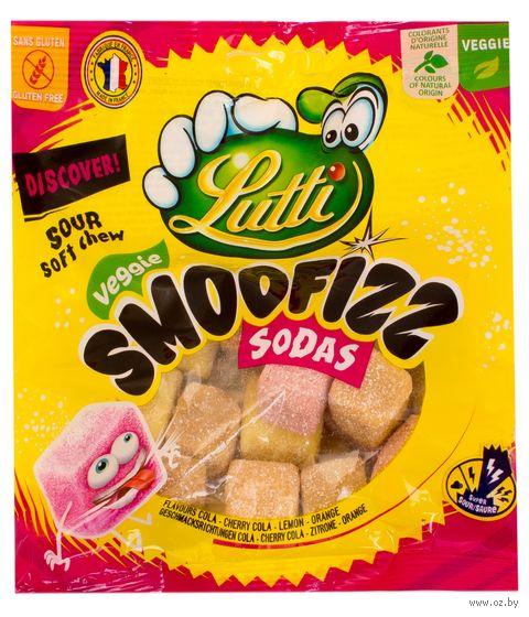 """Мармелад """"Lutti. Smoofizz Sodas"""" (100 г) — фото, картинка"""