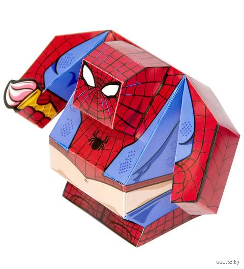 """Сборная бумажная фигурка """"Spider-man"""" — фото, картинка"""