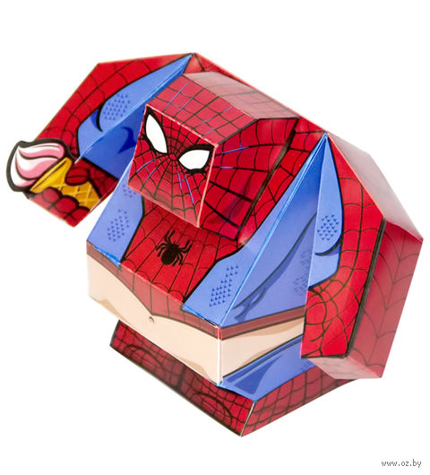 "Сборная бумажная фигурка ""Spider-man"""