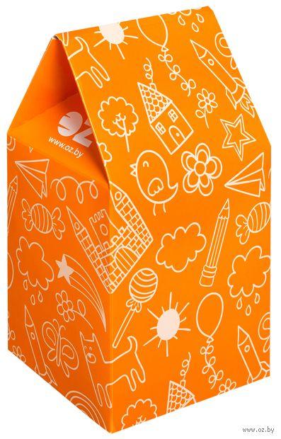"""Подарочная коробка """"Сказочный узор"""" (продается только в розничных магазинах OZ) — фото, картинка"""