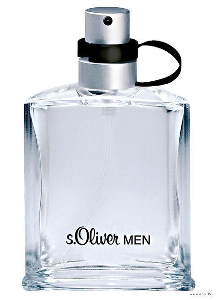 "Туалетная вода для мужчин ""s.Oliver Men"" (30 мл) — фото, картинка"