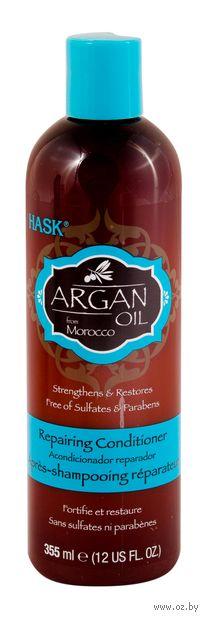 """Кондиционер для волос """"Восстанавливающий. С аргановым маслом"""" (355 мл) — фото, картинка"""