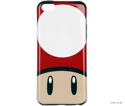 Чехол для Apple iPhone 5c Mushroom