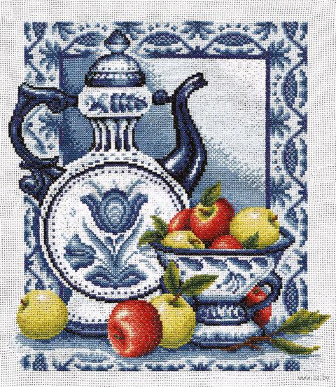 """Вышивка крестом """"Наливные яблочки"""""""
