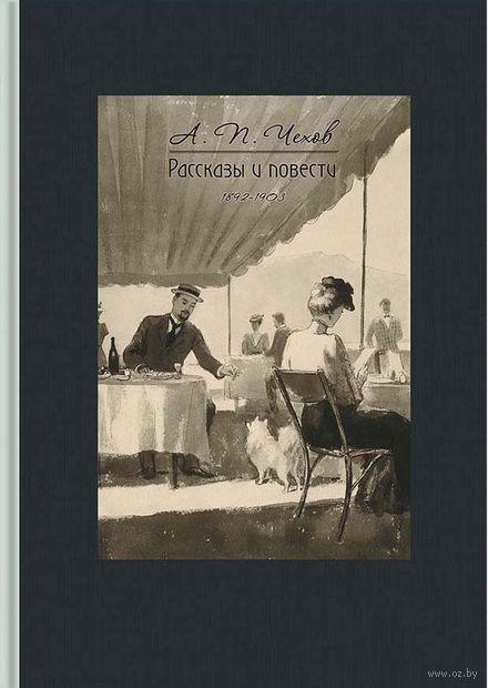 А. П. Чехов. Рассказы и повести (1892–1903) — фото, картинка